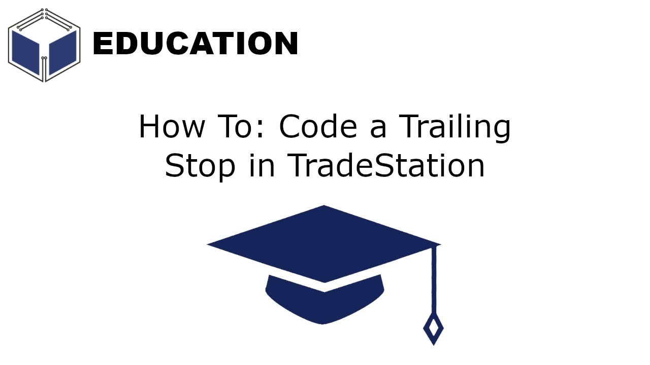 How To Code A Trailing Stop In Tradestation Youtube