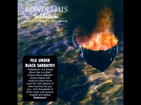 Rondellus - Sabbatum: A Medieval Tribute to Black Sabbath (2003) [FULL ALBUM]