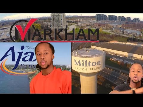 WELCOME TO THE GTA PARODY PART 3 (MARKHAM, MILTON AND AJAX)