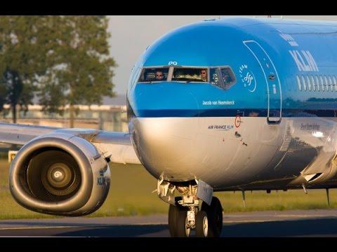 [IVAO RFE] LFPG ✈ EHAM  PMDG 737-800 (KLM16P)