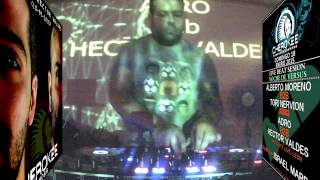 Adro B2B Hector Valdes @live Sala Cherokee 18 01 2015