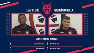 """""""Quanto conosci l'NBA?"""" - Quiz con Joao Pedro e Barella"""