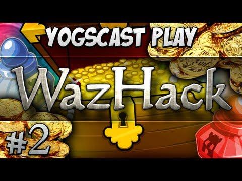 WazHack Part 2 - Blessed Mace