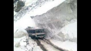 One of The Beautiful and  Dangerous roads in world ,Himachal Pradesh Manali