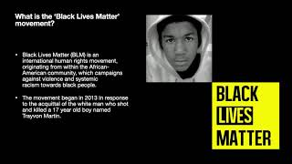 Why BLM: Introduction