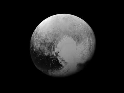 New Horizons: Imagining a Landing on Pluto