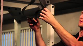 How to Hang Resistance Bands for Assisted Pull-Ups