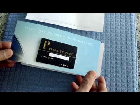 Priority Pass Unboxing & How To Access Airport Lounges For Free By Ahmed Dawn