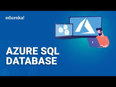 Azure SQL Database | Deploying a SQL Database on Azure | Microsoft Azure Training