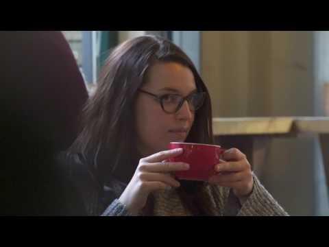 Awkward Coffee-Shop Flirting Is Fun