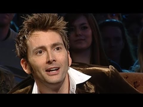 BBC: David Tennant Interview & Speed Lap - Top Gear