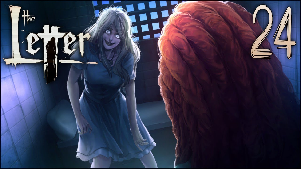 ZACHERY'S ENDINGS | The Letter (Horror Visual Novel)   Part 24