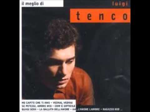 Luigi Tenco ciao amore ciao OUTRA VERSAO