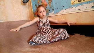 видео Гусеница-клоун