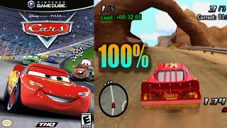 Cars [19] 100% GameCube Longplay