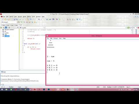 5. CPP Algorithm Assignments   Write a function to check prime number