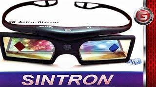 Sintron Active 3D Glasses Review
