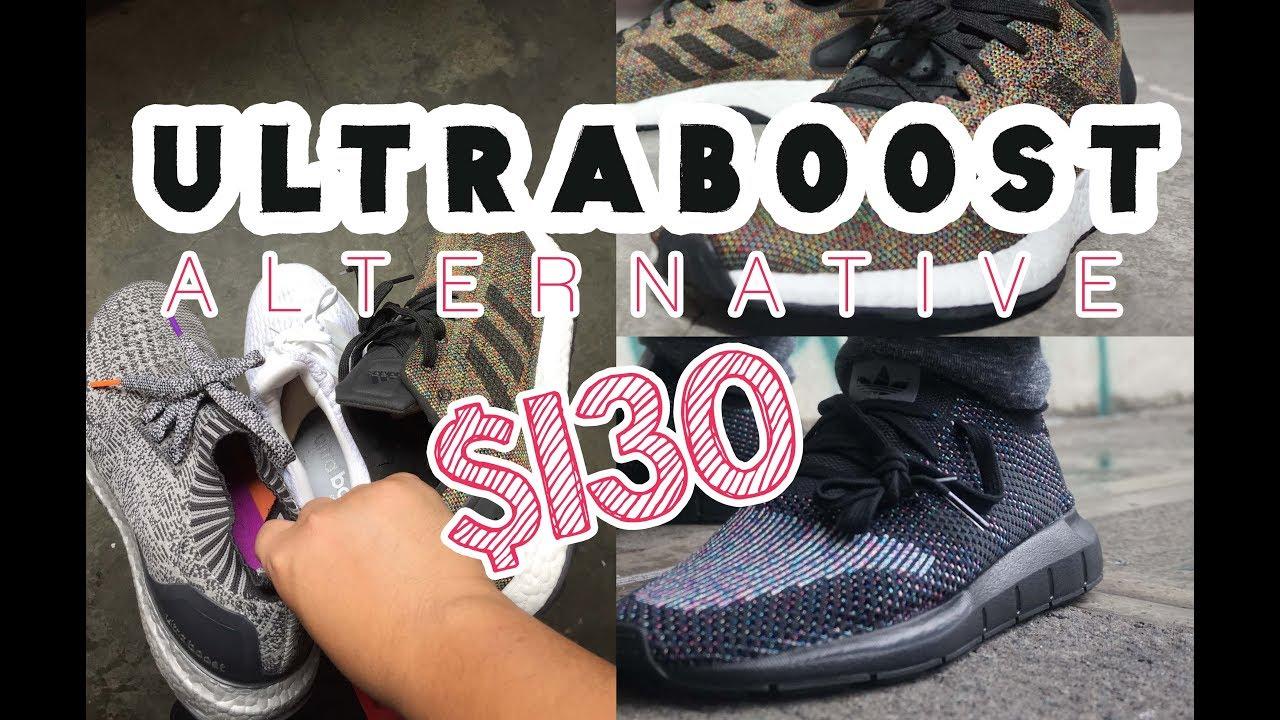 e206a8eb025 Adidas Swift Run Best ULTRABOOST ALTERNATIVE FOR $130 THIS 2017