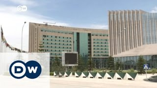 DW TV - China Finances Urban Light Rail In Ethiopia