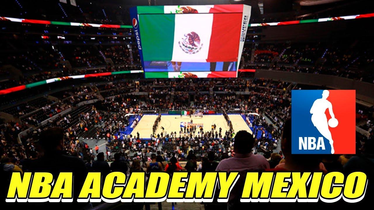 LA NBA ANUNCIA NUEVA ACADEMIA EN MÉXICO