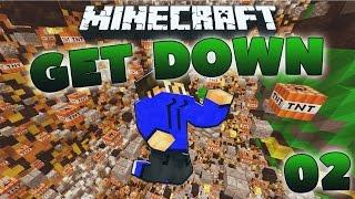 Ich versteh es nicht! - Minecraft GetDown - 2000 Abonnenten Special!