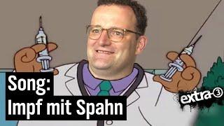 """Song für Jens Spahn: """"Impf mit Spahn"""""""