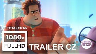 Raubíř Ralf a internet (2018) CZ dabing HD trailer