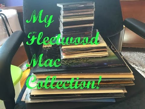 My Fleetwood Mac Collection!