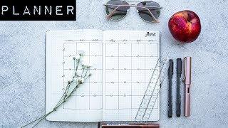 Планнер - как я веду ежедневник чтоб все успевать и работать над самым важным