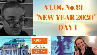 "81. ""A NEW YEAR / A NEW DECADE"" - DAY 1 - 5th JAN 2020"