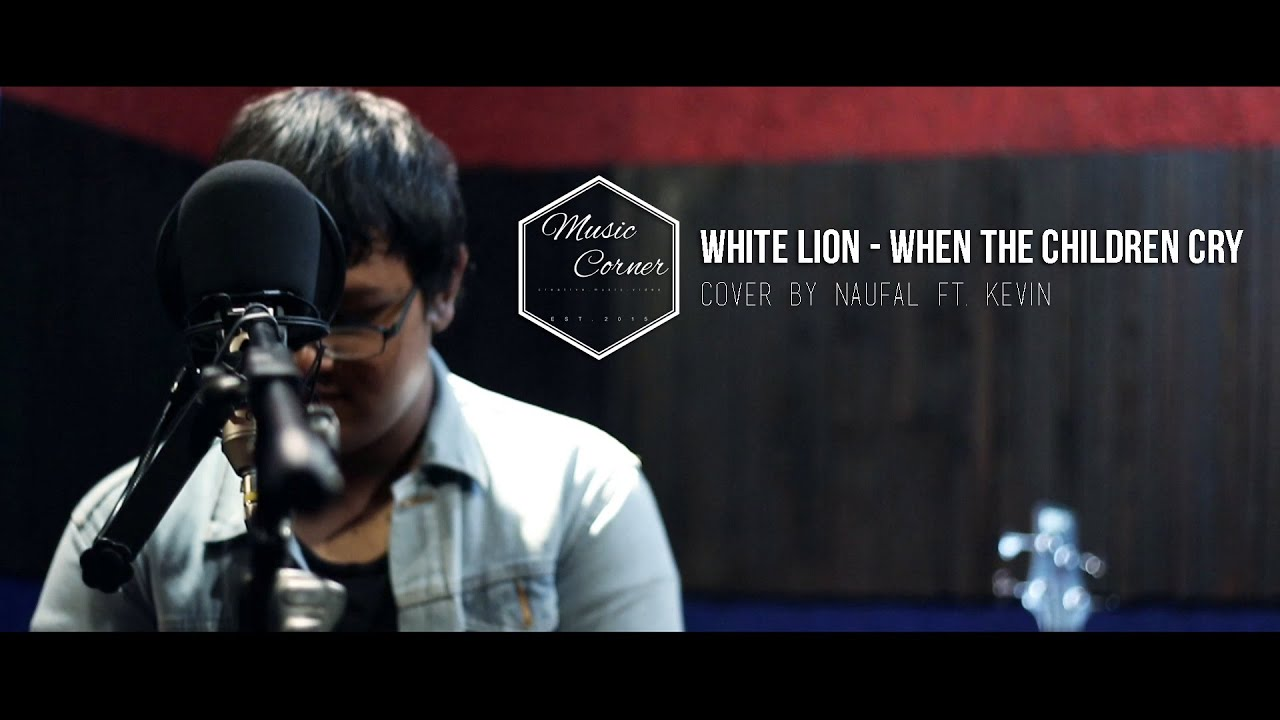 White Lion - When The Children Cry (Cover by Naufal ft  Kevin) - Видео
