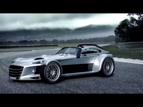 New Donkervoort D8 GTO RS Concept 2017 - 2018 Review, Photos, Exhibition, Exterior and Interior