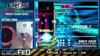 [EZ2AC : EC] 5K - (11) Minus 1 ~Space Mix~ [HD]