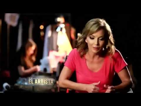 Laura Flores Maestra De Actuación En 'Yo Soy El Artista'#YSEA
