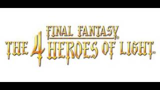 Final Fantasy: The Four Heroes of Light Trailer!