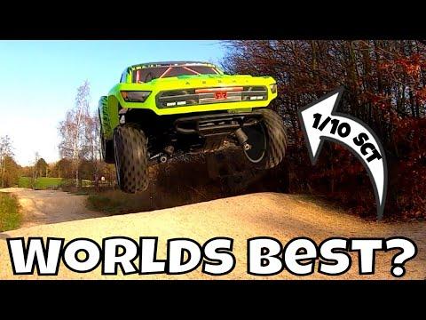 Arrma Senton 3s BLX, Best Short Course Truck?! Move over Traxxas Slash