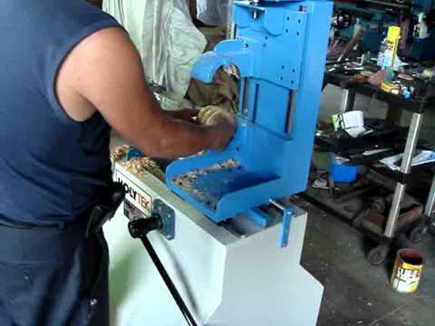 CURTAIN RING MAKING MACHINE - HOLYTEK MAKE