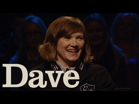 Jessica Hynes Sings Opera To Get Her Kids To Clean Their Rooms  Alan Davies: As Yet Untitled  Dave