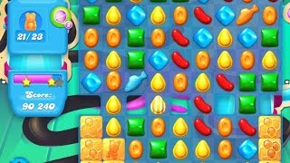 Candy Crush Soda Saga Level 185 No Boosters