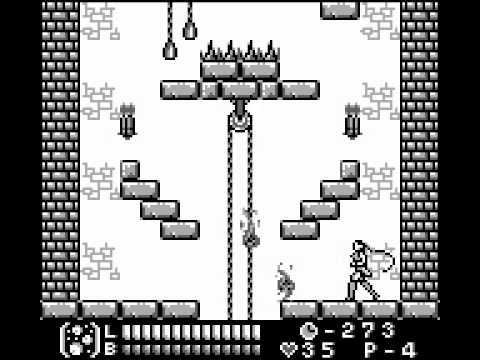 Game Boy Longplay [028] Castlevania Legends