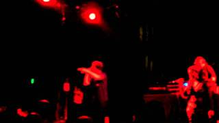 Bats - Aesop Rock, Kimya Dawson Live at the Fox Theatre, Boulder, CO 08/23/2011