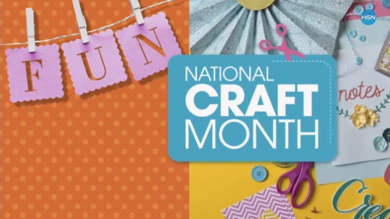 Hsn Craft Month