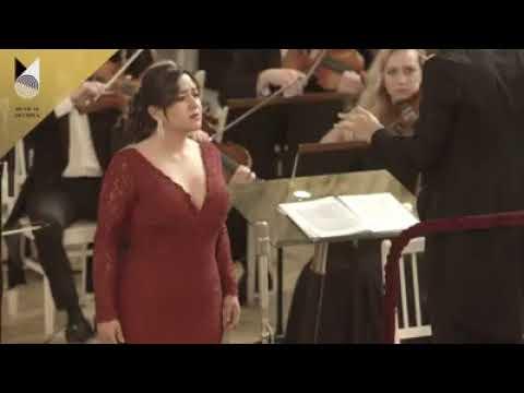 Vier Lieder Op. 27 by Richard Strauss - Adriana Gonzalez mp3