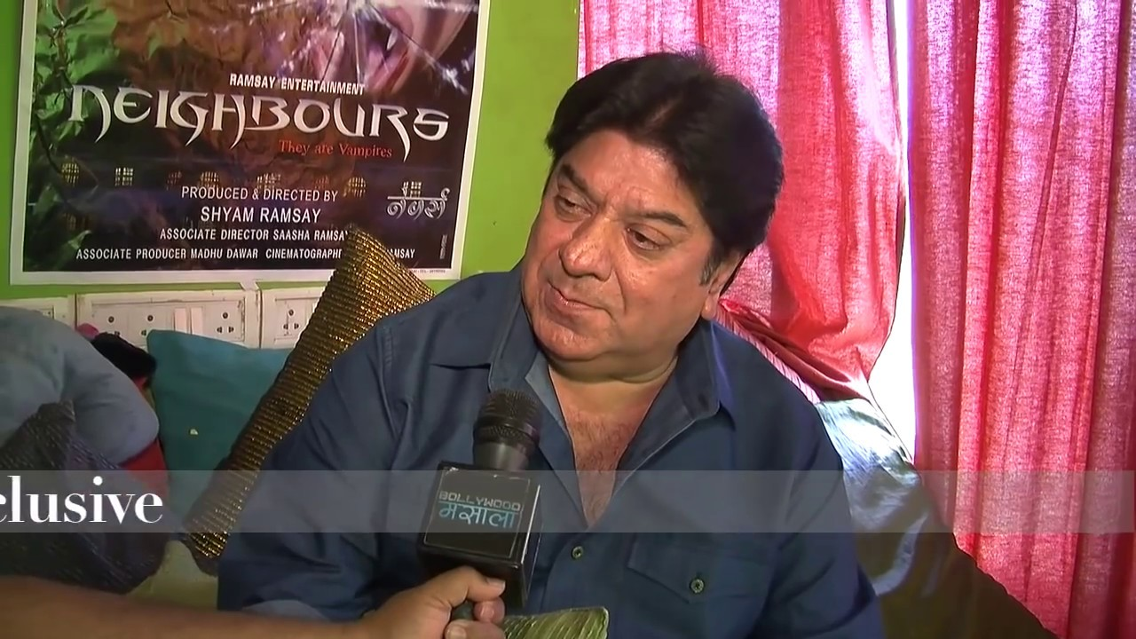 Ramsay Horror Is Back With Neighbours - Shyam Ramsay Exclusive Interview