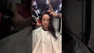 韓式髮根燙-韓國髮型 東區快刀手