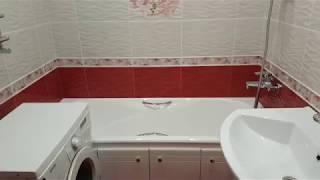 Ремонт ванной комнаты и туалета под ключ Марьина Роща