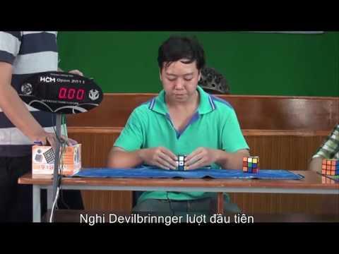 Rubikvndevil 12.42 Avg Of 5