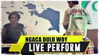 ANJAR OX'S - Ngaca Dulu Woy ( Live Perform )