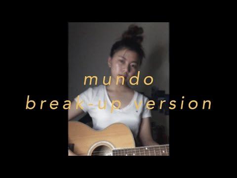 mundo *break - up version* - Fox Joaquin x IVOS | Chloe Anjeleigh (cover)