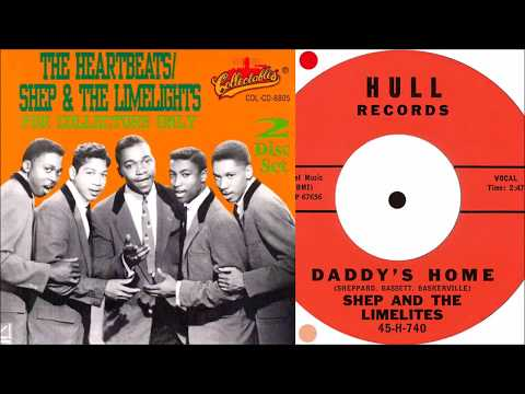 Shep and the Limelites - Daddy's Home